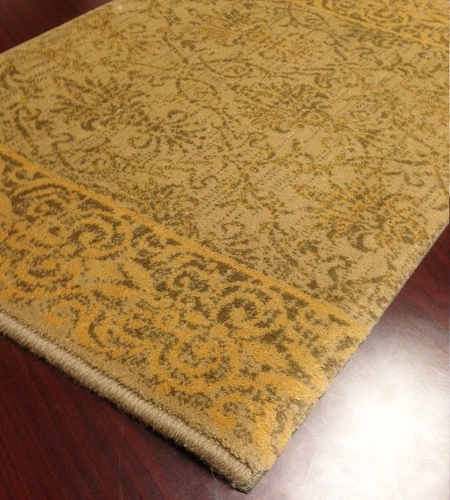 Royal Sovereign Alexander 21591 Olive Carpet Stair Runner