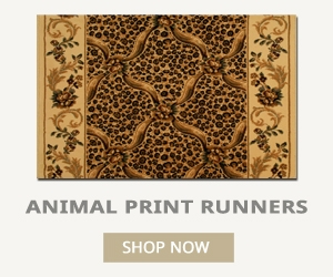 Custom Animal Print Runners