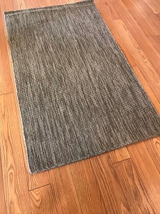 Mirage Greystone - 3 x 5 - Wool
