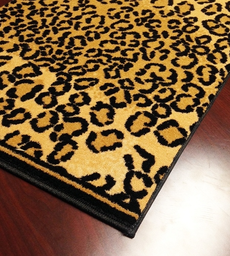 Cape Town CB79/0003a Leopard Hallway and Stair Runner