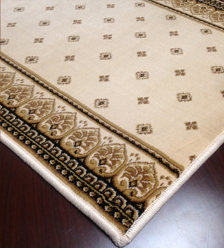 Elements 4338.14 Lily Ivory Hallway and Stair Runner