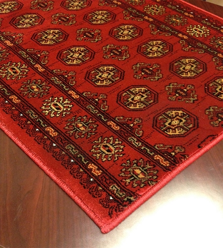 Cersei 5602.86 Boukara Crimson Hallway and Stair Runner