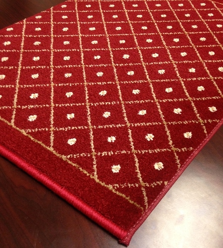 Como 782 Red Carpet Stair Runner