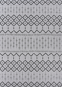 Couristan Afuera Histone 8277-9001 Hadron Area Rug