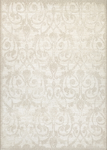Couristan Marina Cannes 8965-0130 Champagne Area Rug