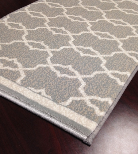 Dakota CBK1/0001a Seafoam Hallway and Stair Runner