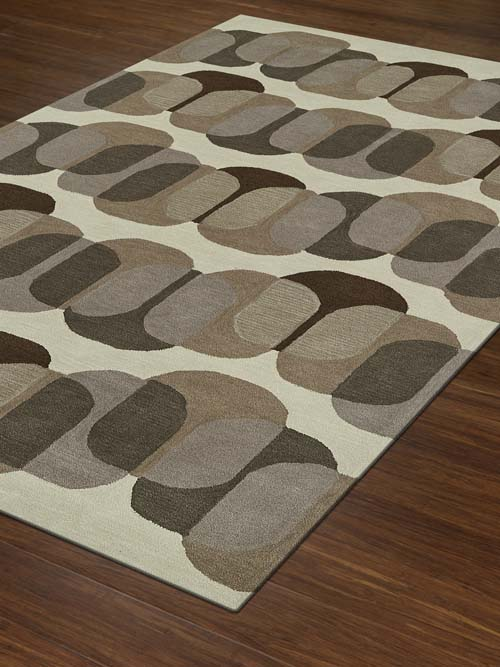 Dalyn Journey JR31 Earth Rug