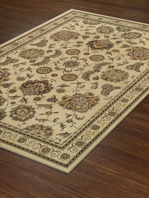 Dalyn Wembley WB787 Ivory Rug