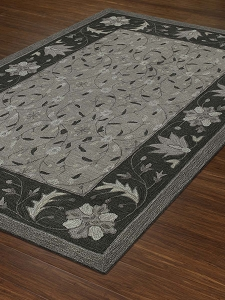 Dalyn Tribeca TB1 Pewter Rug