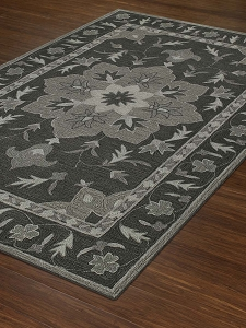 Dalyn Tribeca TB4 Charcoal Rug