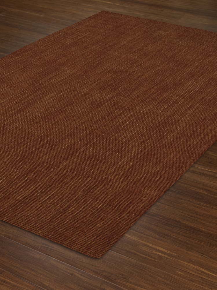 MC100 Paprika Monaco Sisal Rug by Dalyn