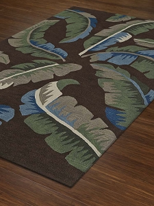 Dalyn Maui MM3 Chocolate Rug