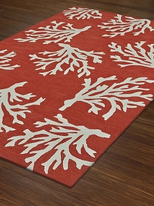 Dalyn Seaside SE12 Salmon Rug