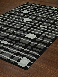Dalyn Santino SO40 BLACK Rug