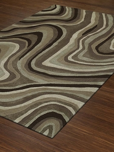Dalyn Santino SO42 CHOCOLATE Rug