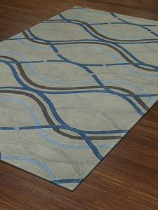 Dalyn Santino SO43 STEEL Rug