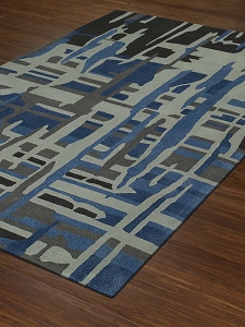 Dalyn Santino SO47 STEEL Rug