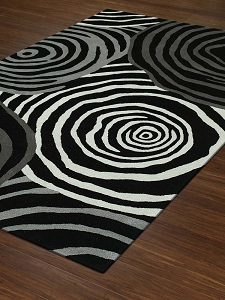 Dalyn Santino SO49 BLACK Rug