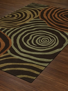 Dalyn Santino SO49 CHOCOLATE Rug