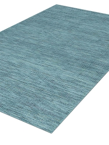 Dalyn Zion ZN1 Teal Rug