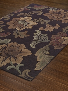 Capri Collection by Dalyn: CA112 Sable Capri Rug by Dalyn