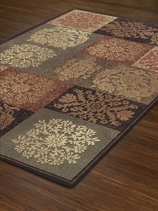 Capri Collection by Dalyn: CA6 Sable Capri Rug by Dalyn