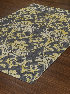 Dalyn Grand Tour GT-501 Pewter Rug