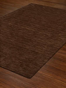 Dalyn Rafia RF100 Chocolate Area Rug