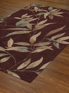 SD04 Cinnabar Studio Rug by Dalyn