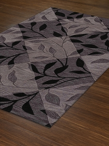 Studio Collection by Dalyn: SD21 Black Studio Rug by Dalyn