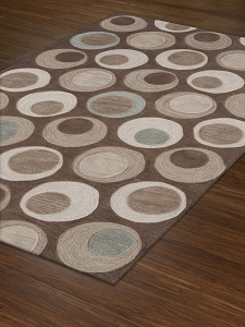 SD303 Taupe Studio Rug by Dalyn
