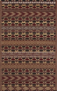 TS67 Multi Tuscany Rug by Dalyn