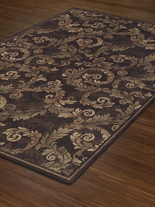 Capri Collection by Dalyn: CA101 Sable Capri Rug by Dalyn