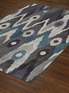 Dalyn Grand Tour GT-116 Graphite Rug