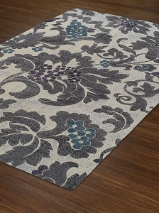 Dalyn Grand Tour GT-504 Silver Rug