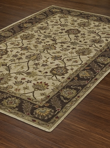 Jewel Collection by Dalyn: JW33 Ivory Jewel Rug by Dalyn