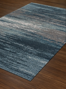Dalyn Modern Greys MG5993 Teal Area Rug
