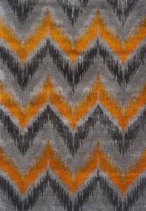 Dalyn Rossini RS8026 TANGERINE Rug
