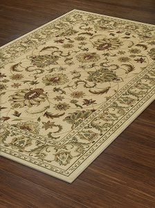 Ivory WB45 Wembley Rug by Dalyn