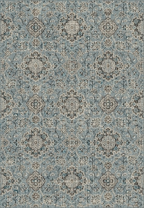 Dynamic Regal 89665 4929 Blue Taupe Rug