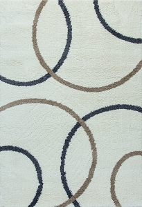 Silky Shag Collection by Dynamic Rugs
