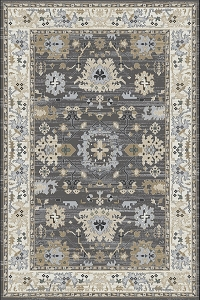 Dynamic Yazd 8531 910 Grey Ivory Rug