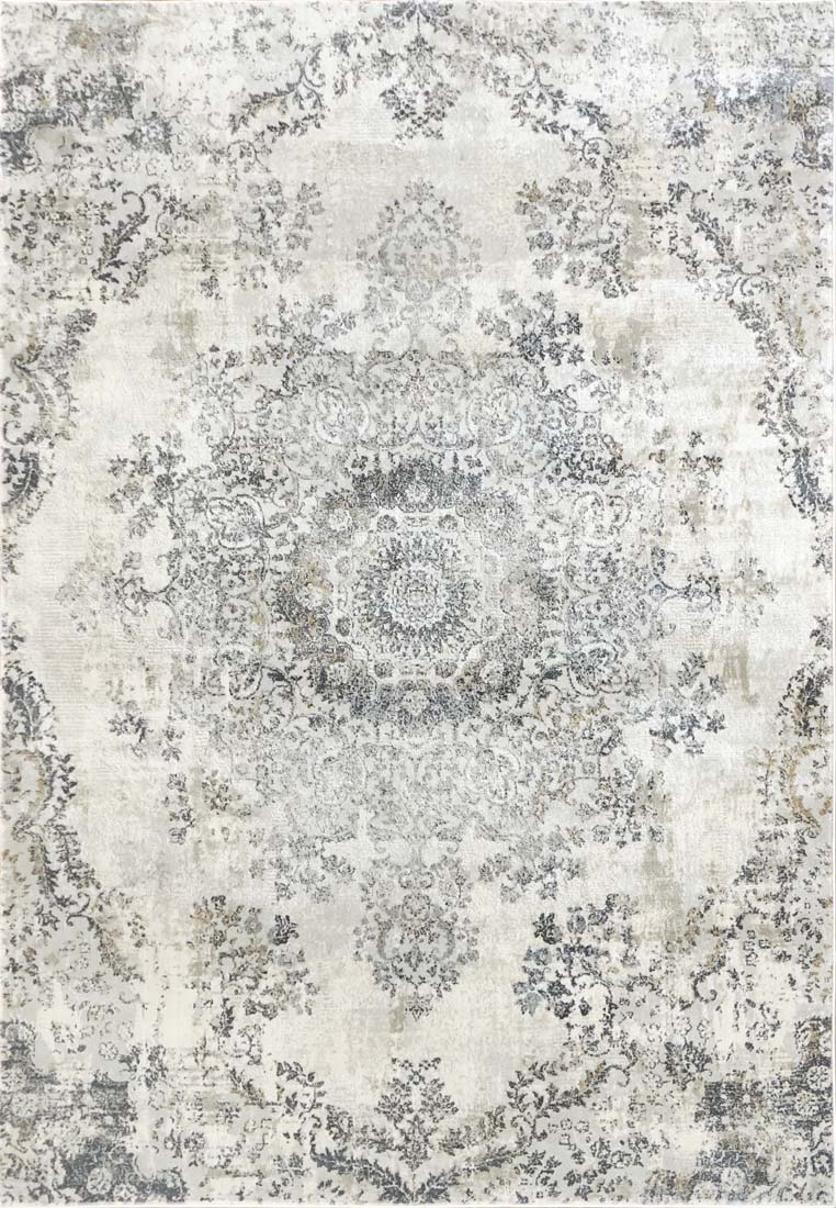 Dynamic Castilla 3558 950 Grey Blue Rug