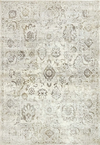 Dynamic Castilla 3530 190 Ivory Grey Area Rug