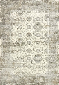 Dynamic Castilla 3534 109 Cream Silver Area Rug