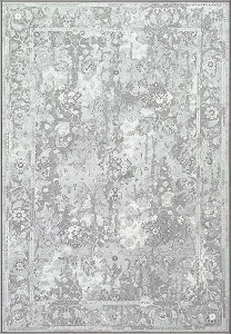 Dynamic Fresco 96901 6959 Ivory Blue Area Rug