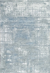 Dynamic Leda 9863 150 Ivory Blue Area Rug