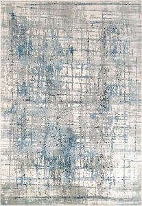 Dynamic Scout 1681 150 Ivory Blue Area Rug