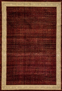 Dynamic Yazd 1770 310 Red Area Rug