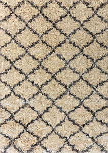 Dynamic Crystal 8520 109 Cream Grey Rug